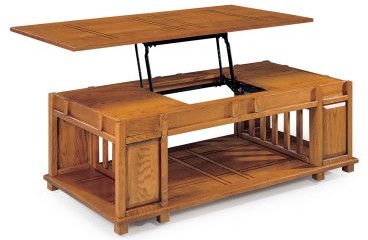 Lift Top Table Features Pop Up Coffee Tables